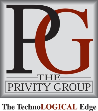 Tag Line and Custom Logo Design For San Diego Company The Privity Group