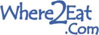 Custom Logo Design For San Diego Guide Where2Eat.Com