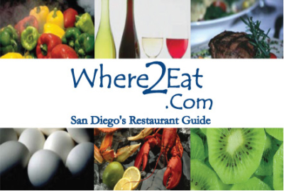 Custom Postcard Design For Where2Eat.com