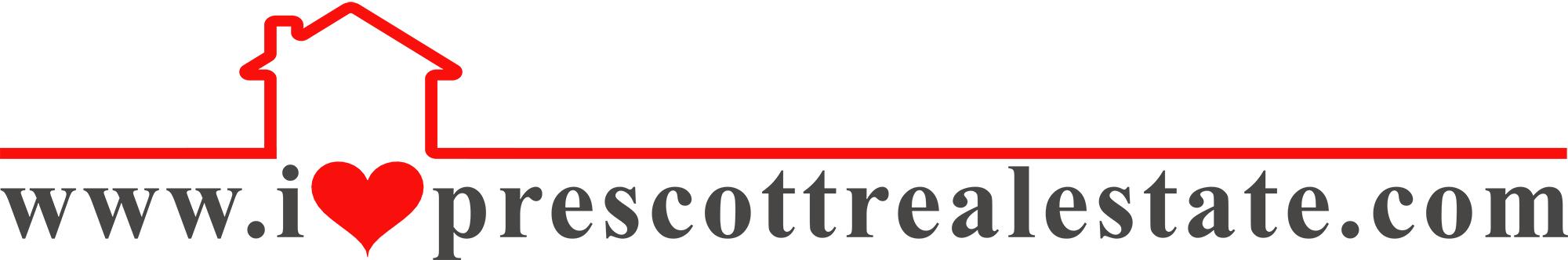 Custom Logo Design for ILovePrescottRealEstate
